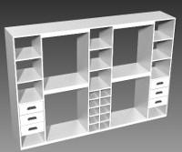comment construire un dressing pour pas cher plan de dressing. Black Bedroom Furniture Sets. Home Design Ideas